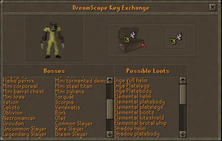 Slayer Keys Exchange