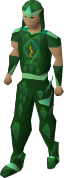 Guthix Body Equiped