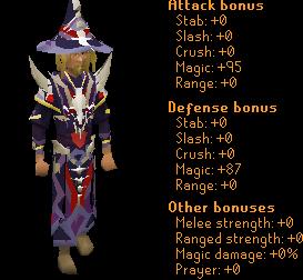 Dragonbone Set (Mage) Stats