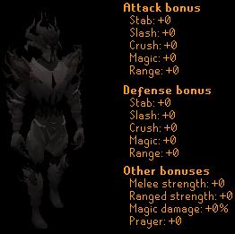 Emperor Set Stats