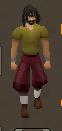 Red Elegant Legs 2