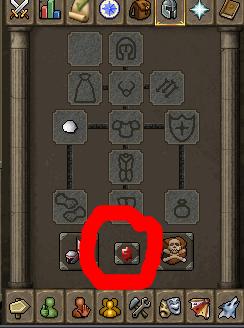 Donator button