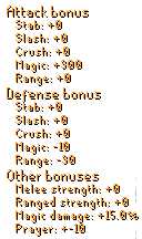 Elder Wand Stats