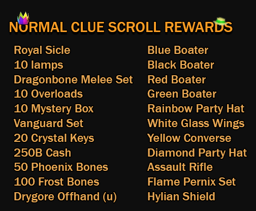 Normal Rewards