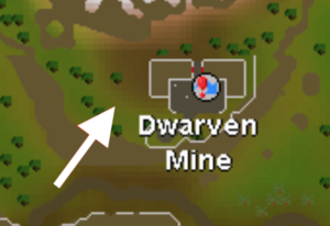 Dwarven Mine World Boss