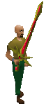 Inga Sword Equipped