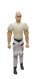 3rd Age Platelegs Equiped