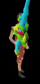 Diamond Age Sword Equiped