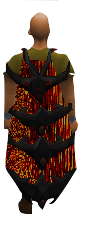 Tribrid Inferno Cape Equipped