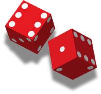 Dices gamble