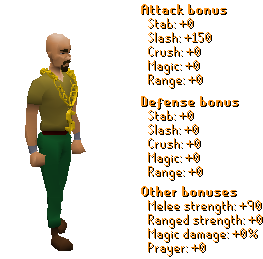 Gold Chain Stats