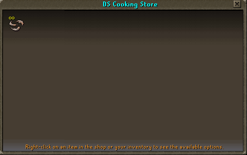 DS Cooking Store