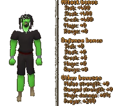 Stats To Use Berserker Ring