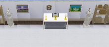Altar at home