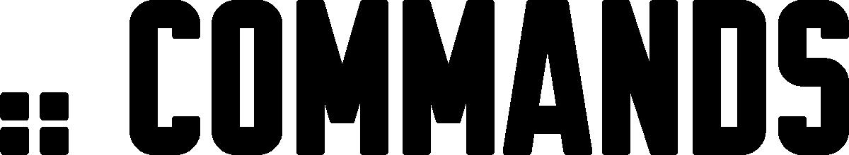 Commands | Dreamscape317 Wiki | FANDOM powered by Wikia