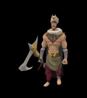 Mad Prince Regent