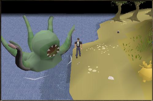 Extreme, Sea troll
