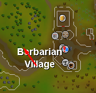 Barbarian Village World Boss - Map - Dreamscape