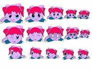 Kaikou emotion chart