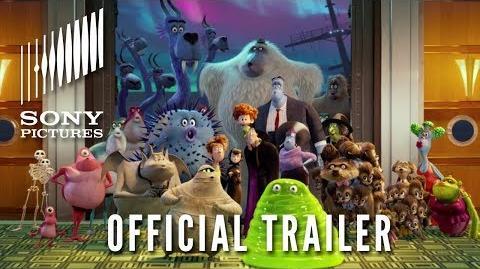HOTEL TRANSYLVANIA 3 SUMMER VACATION - Official Trailer (HD)-0
