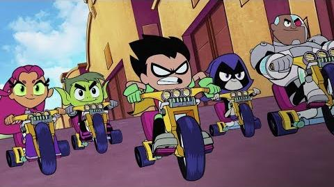 Teen Titans GO! To The Movies - Official Trailer 1 HD