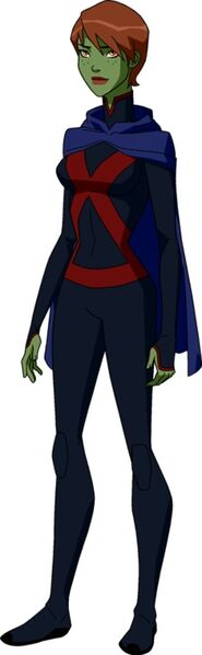 Miss Martian (Young Justice)