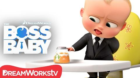 Would YOU Eat This? THE BOSS BABY