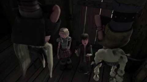 DreamWorks' Dragons Defenders of Berk Sneak peek