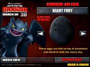 Night Fury egg