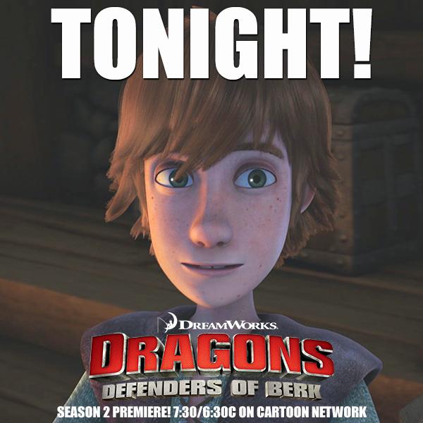 Tonight!!