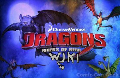 Dreamworks Dragons Wiki Fandom Powered By Wikia