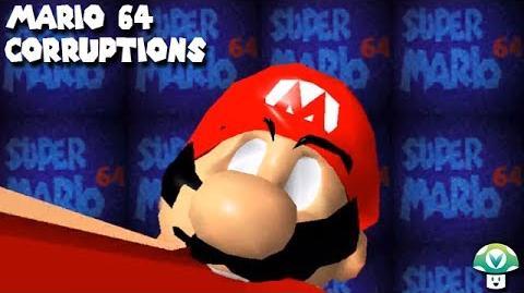 Mario eats a mushroom