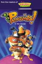 Penguins in the House poster