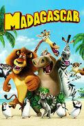 Madagascar Movie cover