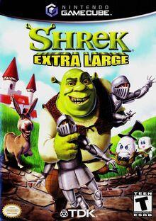 Shrek Extra Large for Nintendo GameCube