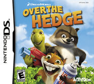 Over The Hedge for Nintendo DS