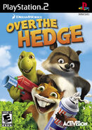 Over The Hedge for Sony PlayStation 2