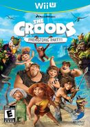 The Croods Prehistoric Party for Nintendo Wii U