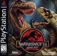 Jurassic Park Warpath for Sony PlayStation One