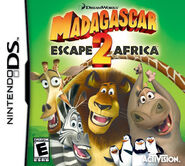Madagascar 2 for Nintendo DS