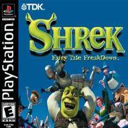 Shrek Fairytale Freakdown for Sony PlayStation One