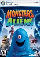 Monsters Vs Aliens for PC