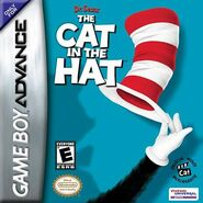 The Cat In The Hat Movie Video Game for Nintendo Gameboy Advance