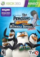 Penguins Of Madagascar: Blowhole Video Game