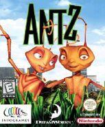 Antz (video game)