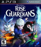 Rise Of The Guardians for Sony PlayStation 3
