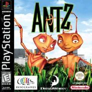 Antz for Sony PlayStation One