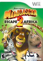 Madagascar 2: Escape To Africa (video game)