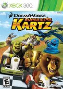 DreamWorks Superstar Kartz for Microsoft XBOX 360