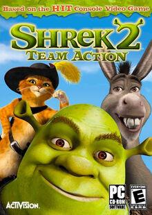 Shrek 2 Team Action for PC